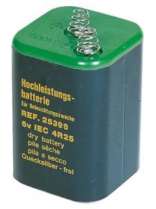 6V Batterie 4R25