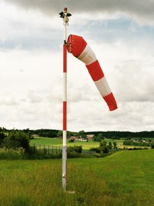 Windrichtungsanzeiger